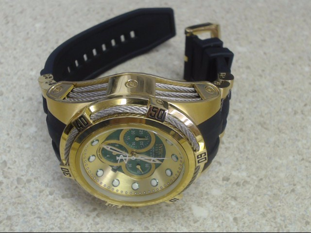 Invicta Men's 'Bolt' Swiss Quartz Stainless Steel Casual Watch 19729