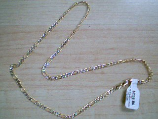 Gold Chain 10K Yellow Gold 3.6g