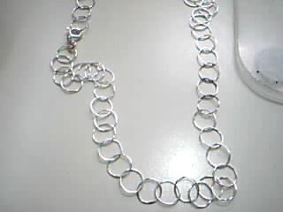 "22"" Silver Chain 925 Silver 5.8g"