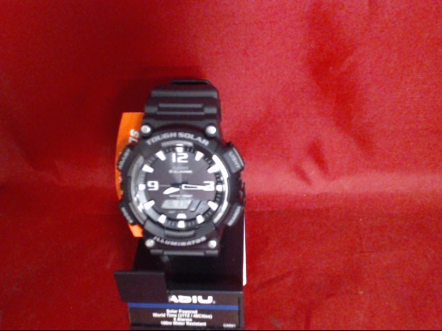 CASIO Gent's Wristwatch AQ-S810W