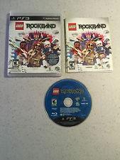 SONY PS3 LEGO ROCKBAND