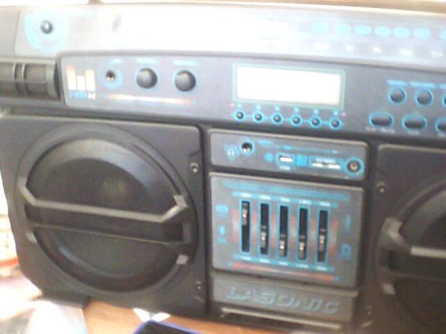 LASONIC ELECTRONICS Radio I-931