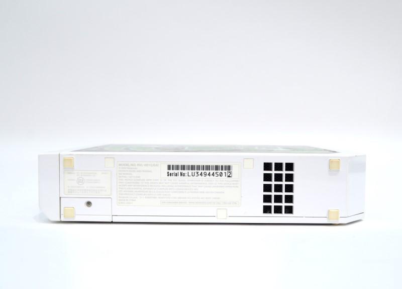 Nintendo White Wii RVL-001 Video Game Console - Gamecube Compatibel >