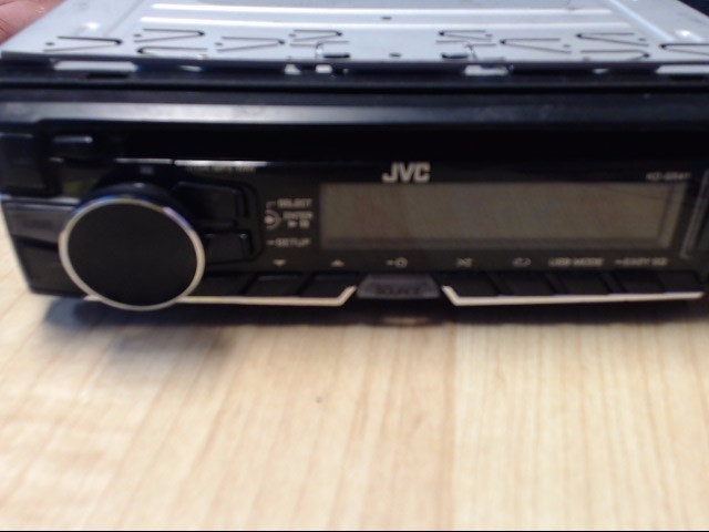 JVC Car Audio KD-SR41