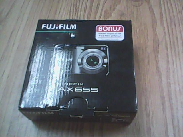 FUJIFILM Digital Camera FINEPIX AX655