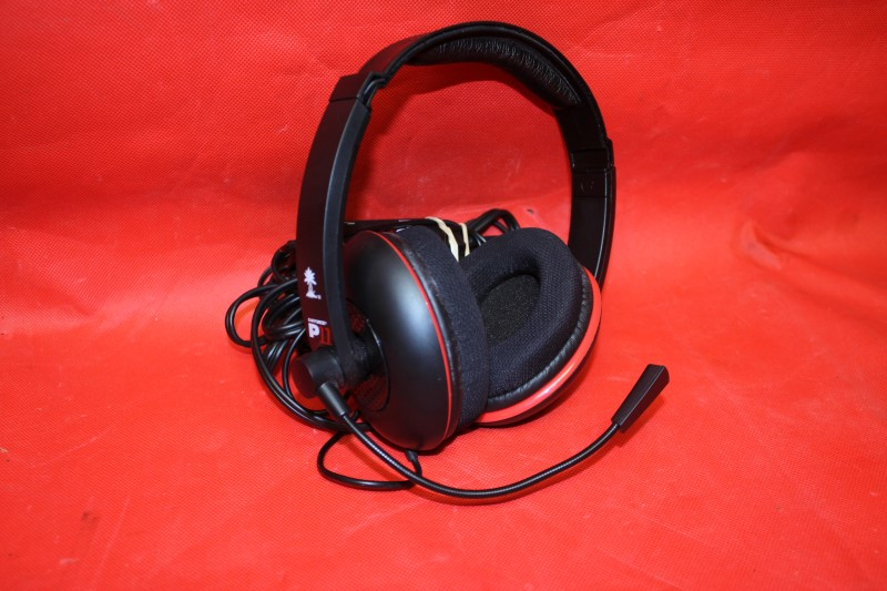 Turtle Beach Ear Force P11 Wired Headset for PS3/ PS4