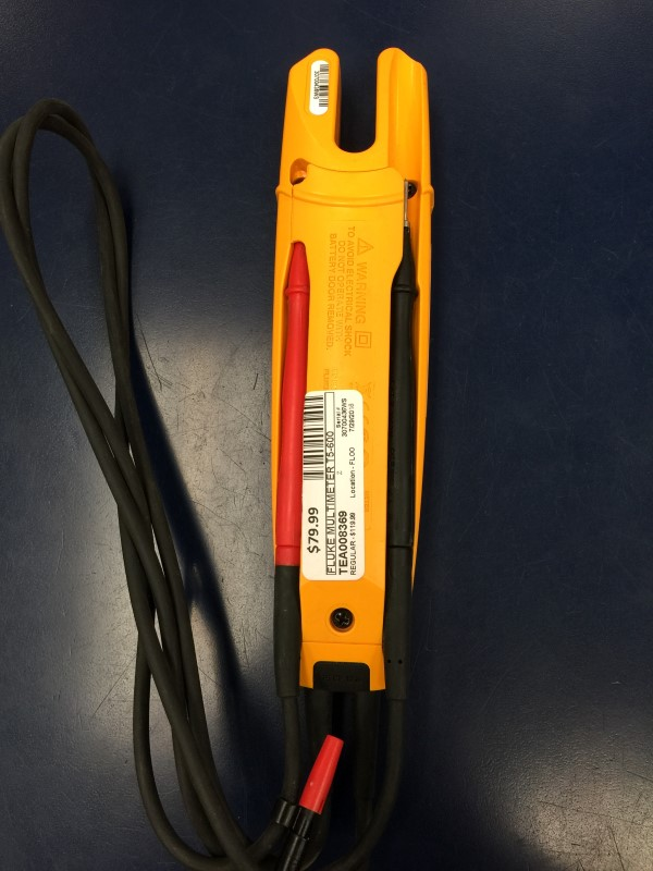 FLUKE Multimeter T5-600