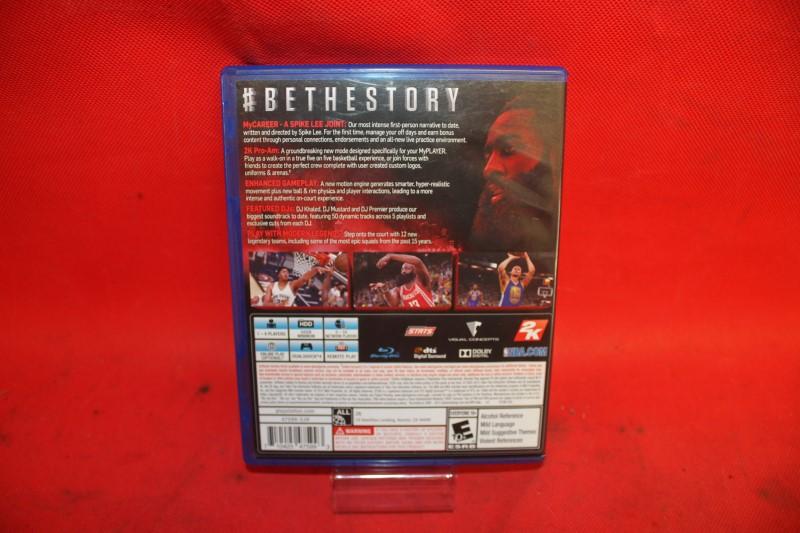 NBA 2K16 (Sony PlayStation 4, 2015) - PS4 Game - Free Shipping!