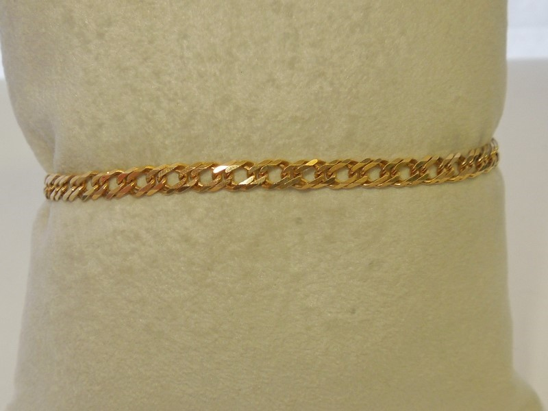Gold Bracelet 10K Yellow Gold 4.1g