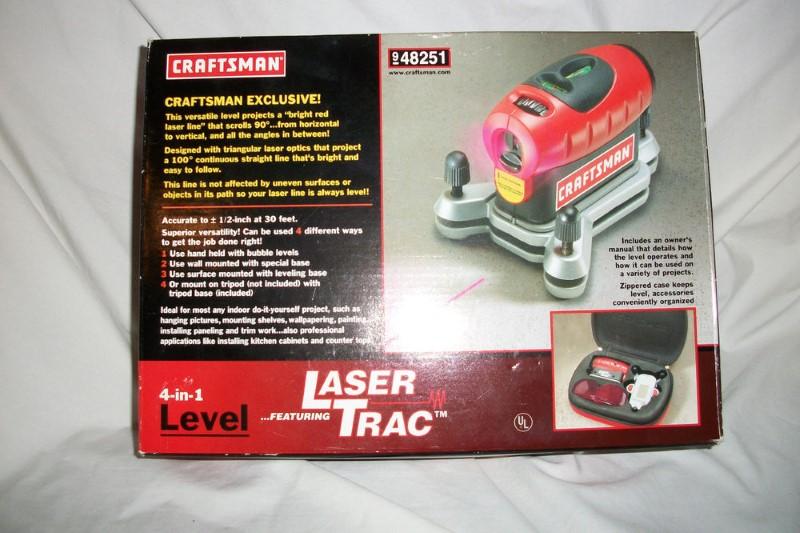 CRAFTSMAN Laser Level 948251
