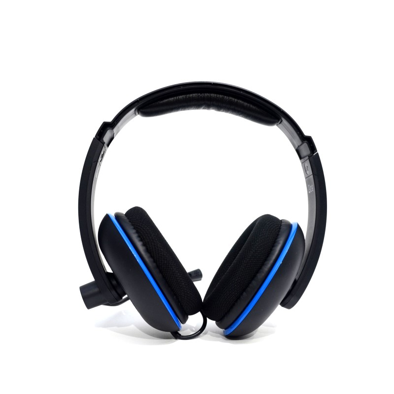 Turtle Beach Ear Force P12 PS4 Amplified Stereo Gaming Headset>