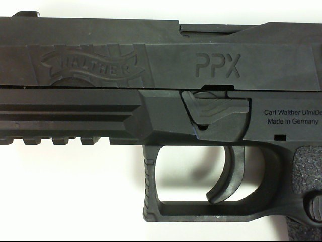 WALTHER ARMS Pistol PPX