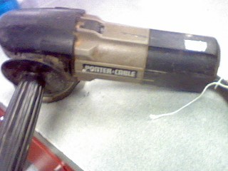 PORTER CABLE Vibration Sander 7335 RANDOM ORBIT SWIRL FREE