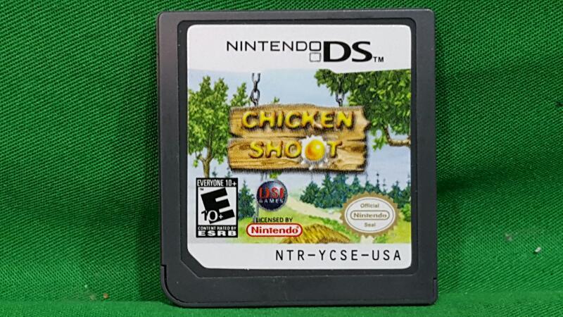 Chicken Shoot (Nintendo DS, 2007)