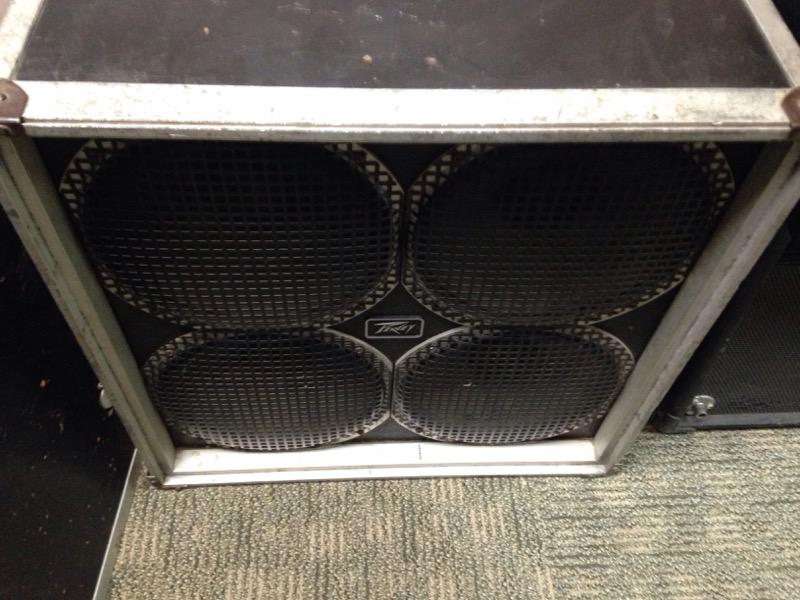 PEAVEY Speaker Cabinet 412 GUITAR CAB