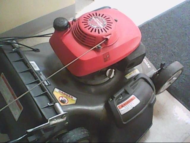 HONDA Lawn Mower HRT216KSDA