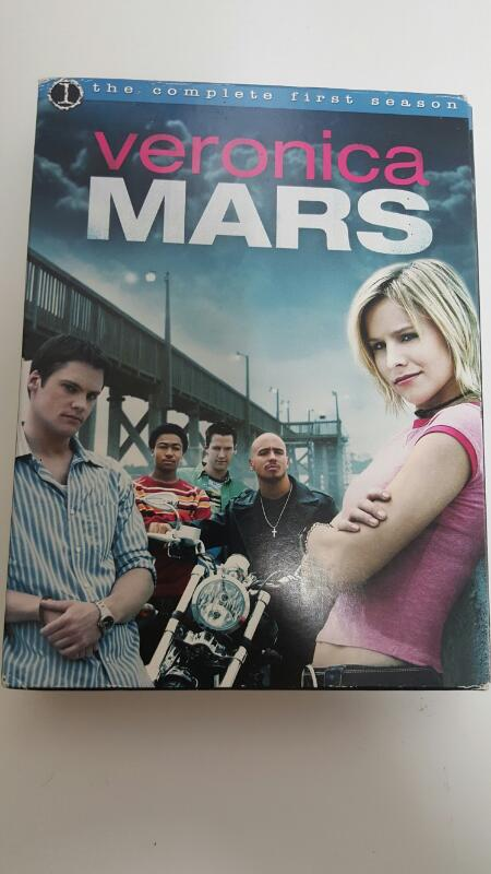 Veronica Mars Season 1 on DVD
