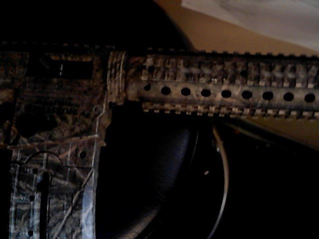 MOSSBERG Rifle 715T