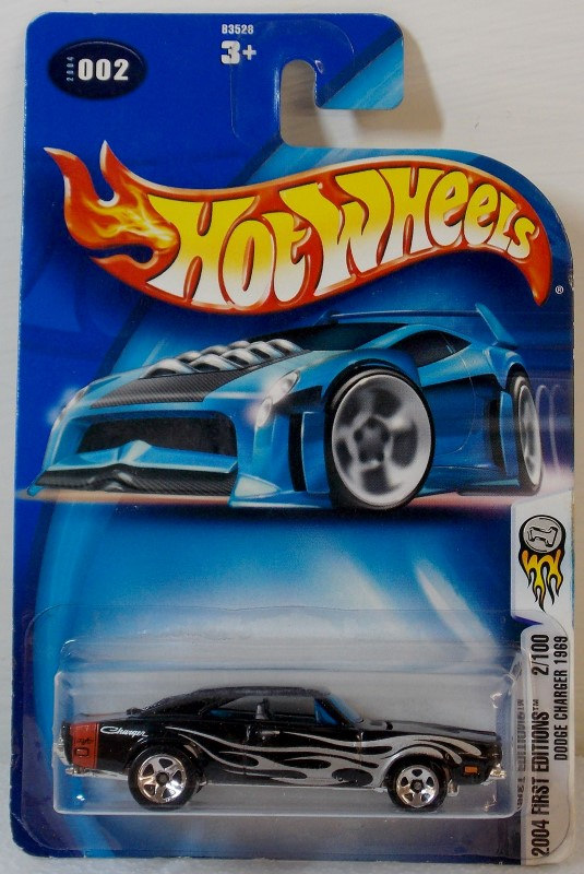 HOT WHEELS 2004 FIRST EDITIONS, 4 CARS ONLY