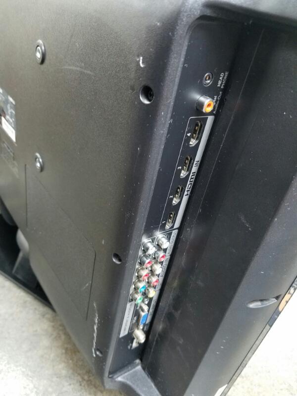 RCA Flat Panel Television 26LB30RQD