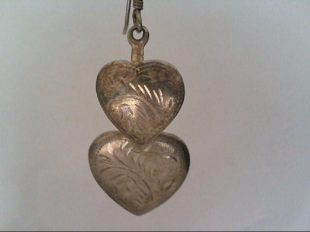 Silver Earrings 925 Silver 4.3g