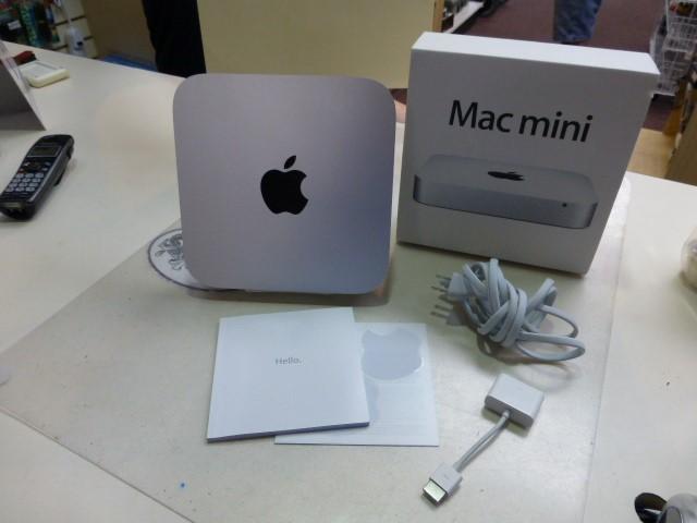 2011 Mac Mini - 16GB 1TB SSHD (Hybrid Drive) 2.3GHz