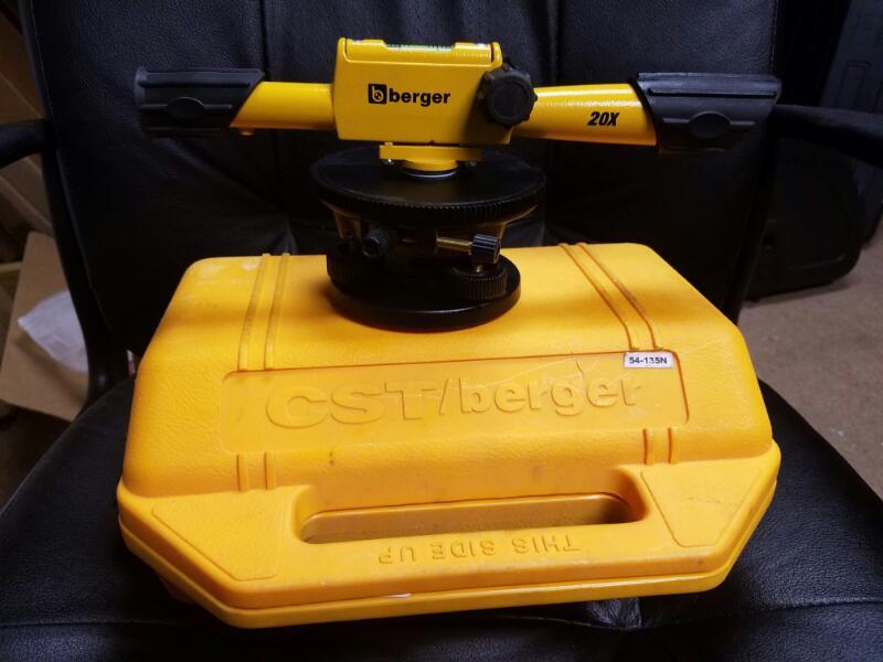 CST BERGER Laser Level 54-135