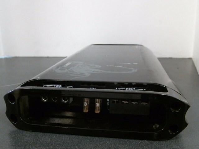 PERFORMANCE TEKNIQUE Car Amplifier ICBM-6676