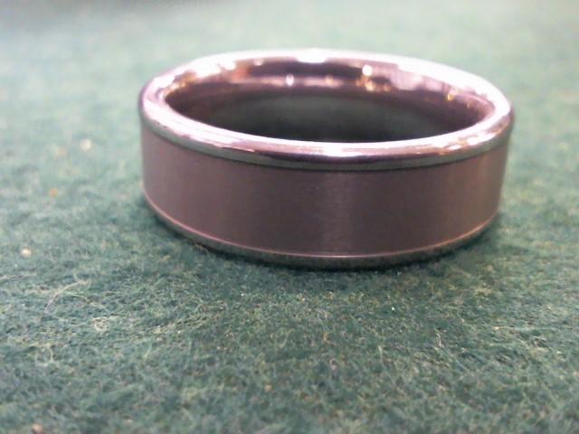 Gent's Ring Silver Tungsten 18.5g