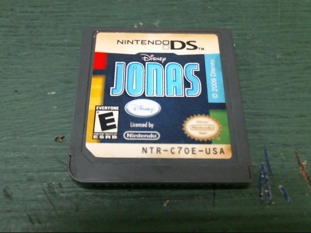 NINTENDO Nintendo DS Game JONAS
