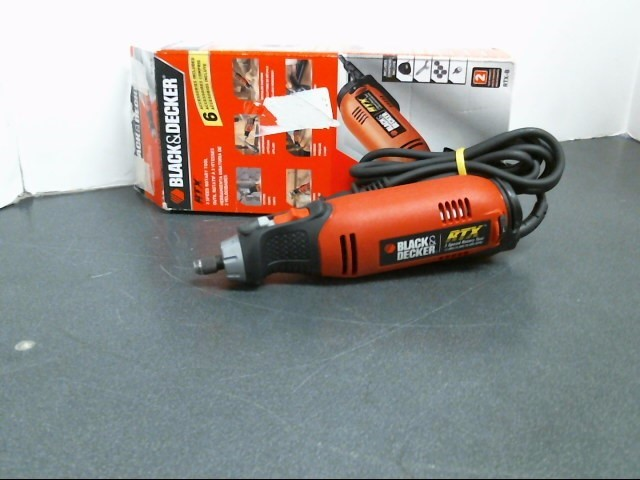 BLACK&DECKER MotoTool/Dremel RTX-BVA