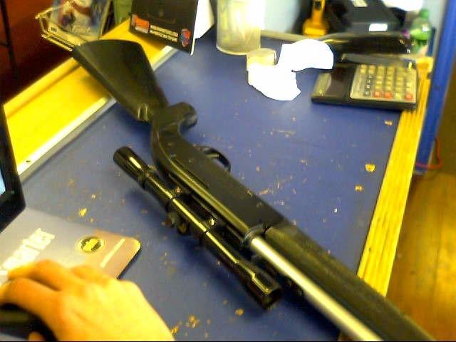 REMINGTON FIREARMS Air Gun/Pellet Gun/BB Gun AIRMASTER 77