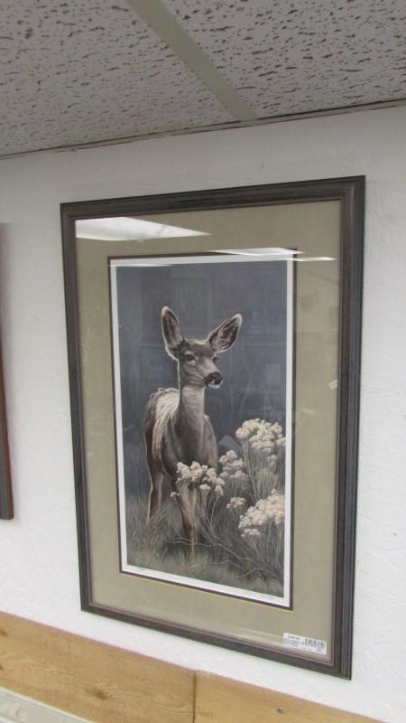PAUL KRAPF - ARTIST Print LADY