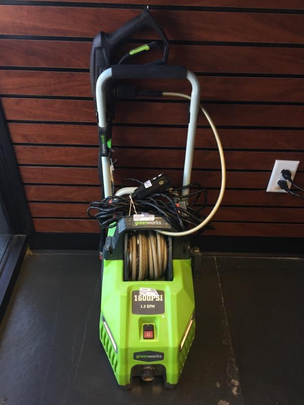 GREENWORKS Pressure Washer 51152