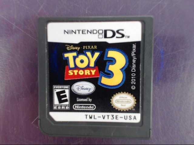 NINTENDO DS TOY STORY 3