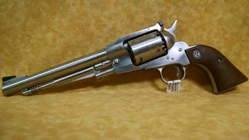 Ruger Old Army 45 Caliber Black Powder Revolver - Stainless