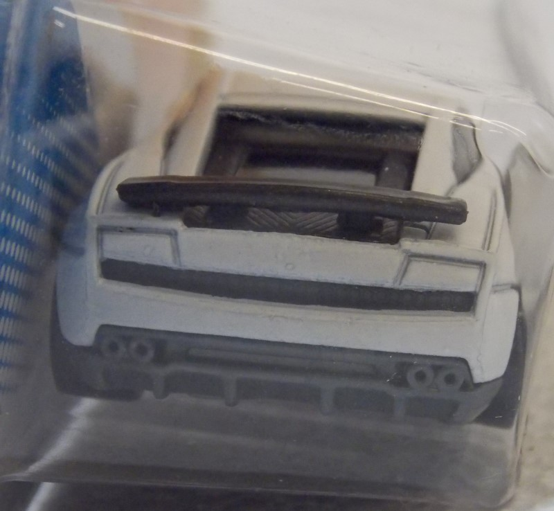 HOT WHEELS 2011 NEW MODELS LAMBORGHINI GALLARDO LP 570-4 SUPERLEGGERA