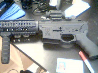 SPIKES TACTICAL Rifle CUSTOM AR15