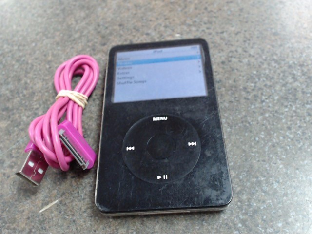 APPLE IPOD CLASSIC A1136 30GB 5th gen
