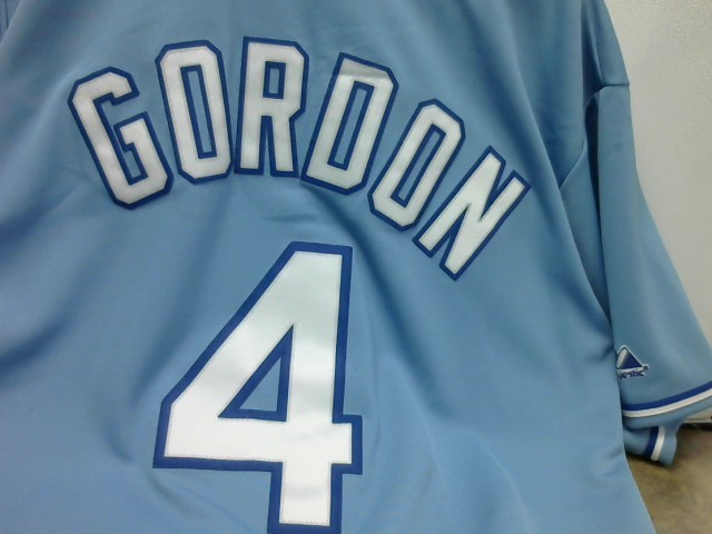 MAJESTIC Sports Memorabilia GORDON JERSEY