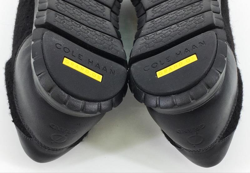 Cole Haan Zerogrand Classic Sneaker, Low top, Black, Size 9