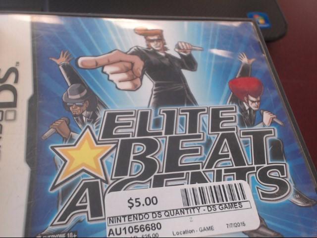 NINTENDO Nintendo DS QUANTITY - DS GAMES