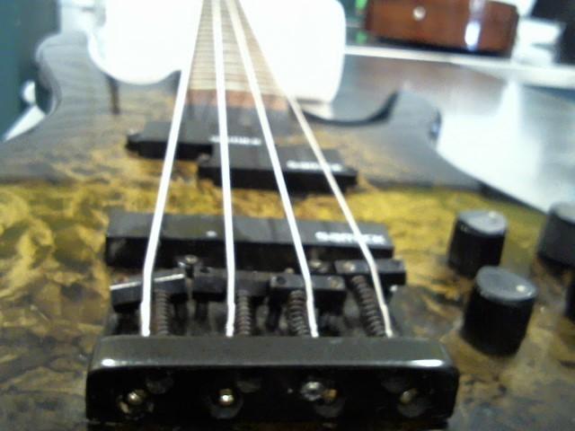 SAMICK Bass Guitar ARTIST SERIES 4 STRING