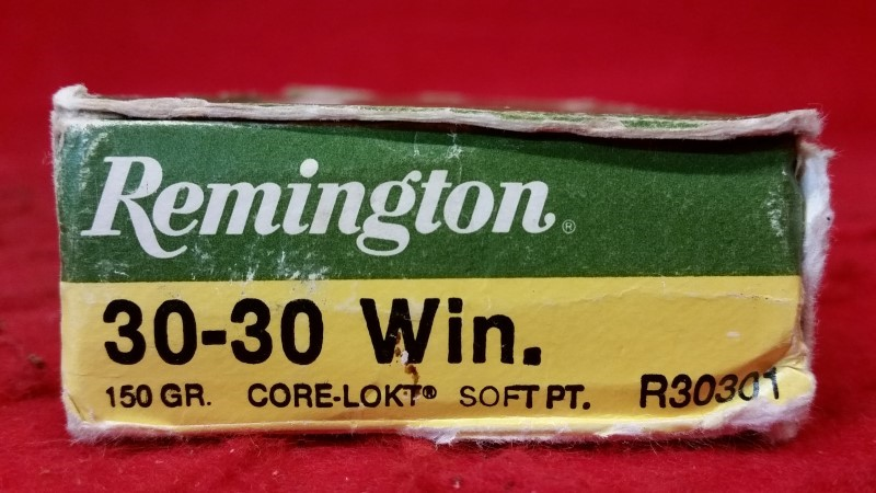 Remington 30-30 150gr Core-LOKT Soft Point