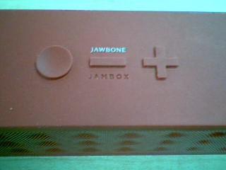 JAMBOX Speakers JAWBONE WIRELESS SPEAKER
