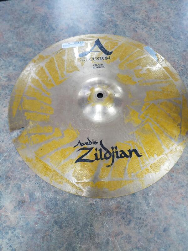 """ZILDJIAN Cymbal 16""""/40CM MED THIN CRASH"""