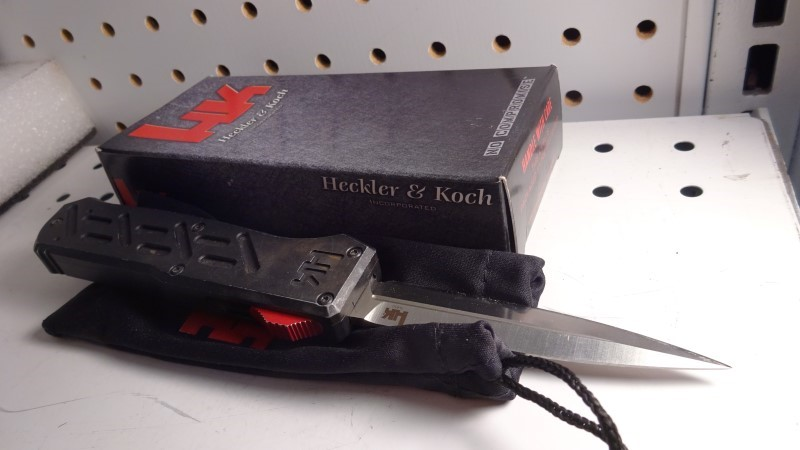 HECKLER & KOCH Pocket Knife EPIDEMIC 14850