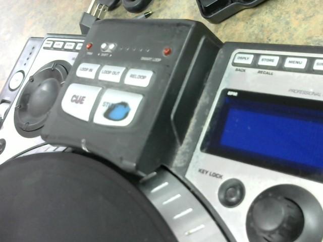 NUMARK ELECTRONICS Turntable CDX TURNTABLE