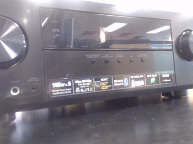 PIONEER ELECTRONICS Receiver VSX-524-K