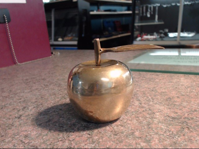 BRASS APPLE